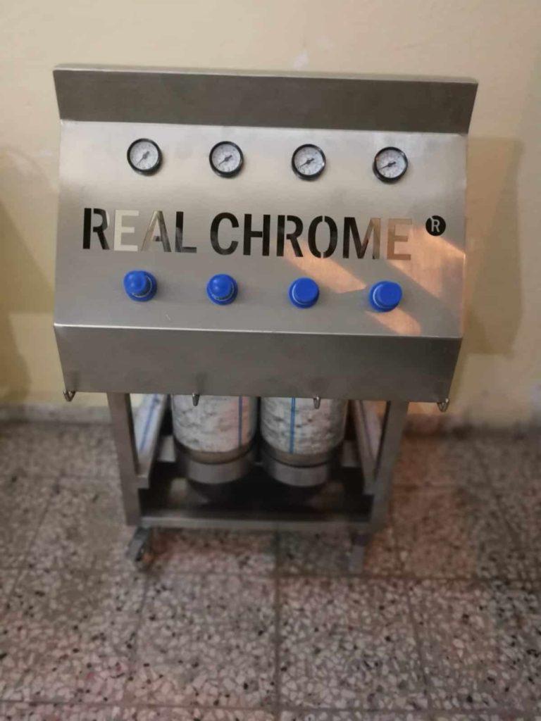 Krom Boya Kimyasalları Sprey Krom 2