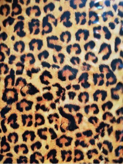 Sulu Kaplama Deri Desenleri FH09